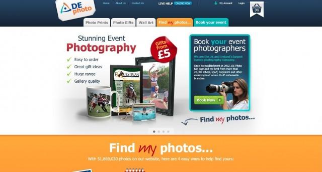 DE Photography (Event Photography)