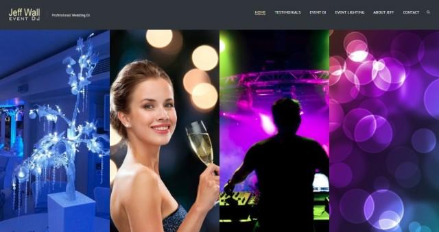 Jeff Wall Event DJ